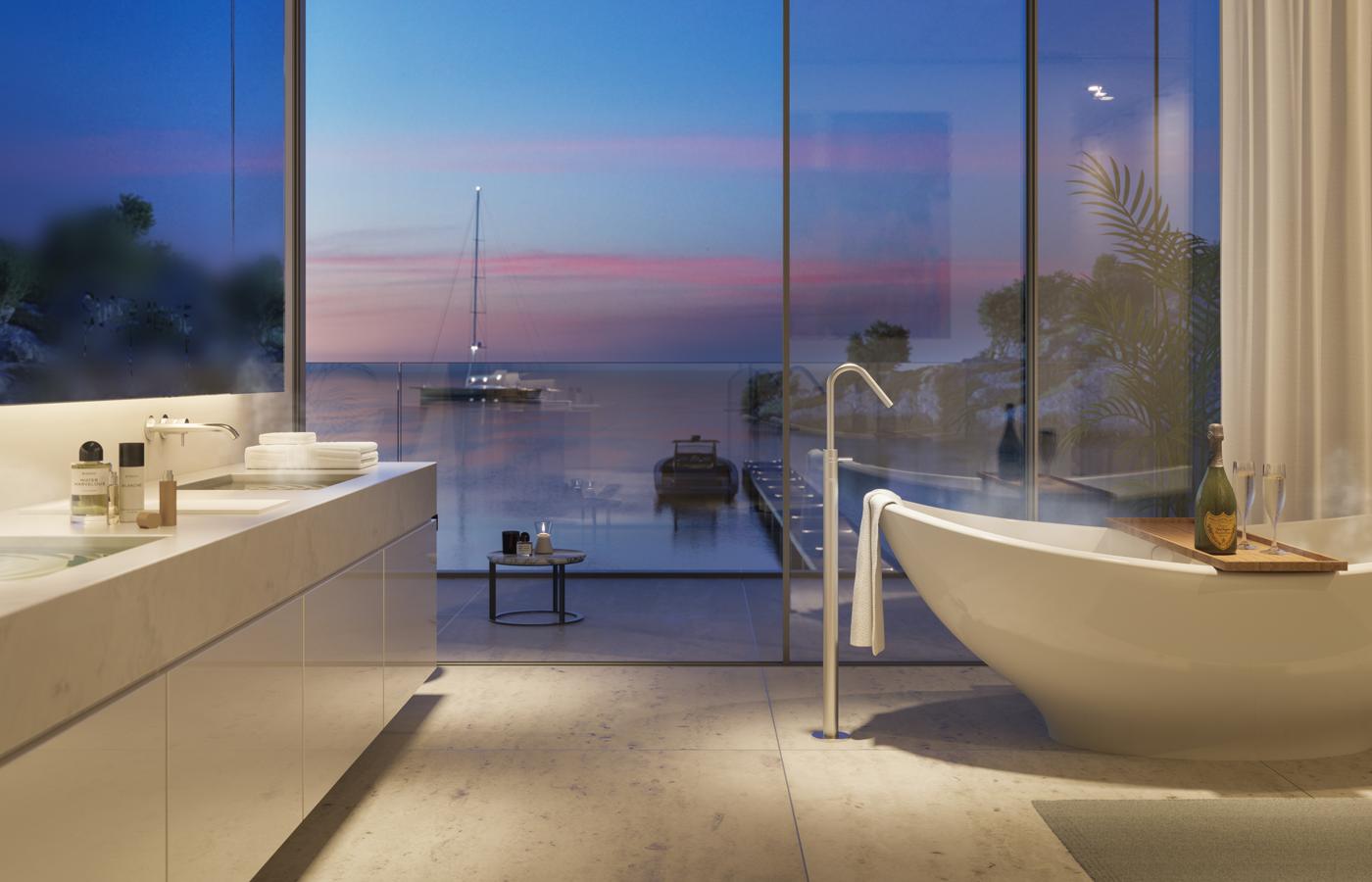 Luksus pÃ¥ en øde ø – luxury aficionados