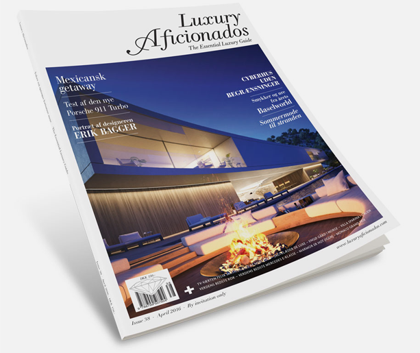 Luxury Aficionados #38